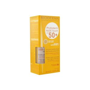 Bioderma Photoderm Nude Touch SPF 50+ Teinte Claire 40 ml