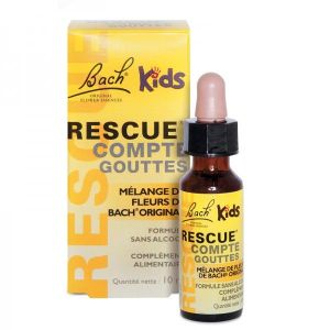 Rescue kids gouttes - flacon 10 ml