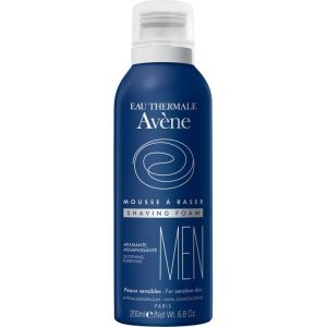 Avene men mousse à raser 200 ml