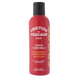 Foucaud Friction Sport Lotion Corporelle 200Ml