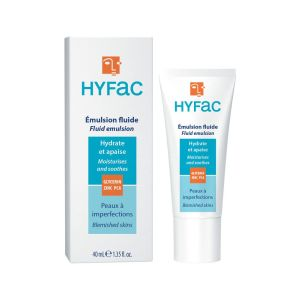 Hyfac Émulsion Fluide 40 ml