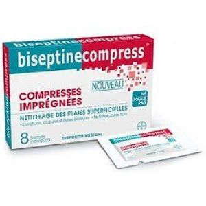 Biseptinecompress cpress bt8