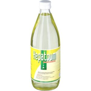 HEPATOUM SOLUTION BUVABLE 1 flacon(s) en verre de 550 ml