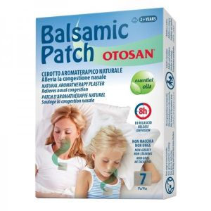 Patch Balsamic (respiration) - 7 patchs