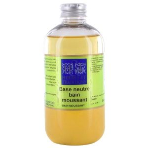 Base neutre bain moussant - 250 ml