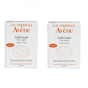 Avene cold cream pain surgras lotx2