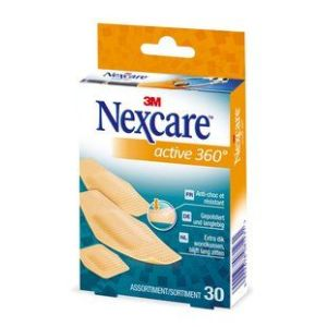 Nexcare™ Active™ Pansements protection 360°