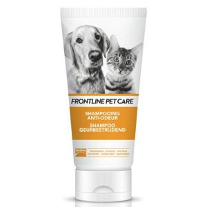 Frontline Pet Care Shampooing Anti-Odeur Chien Et Chat 200Ml