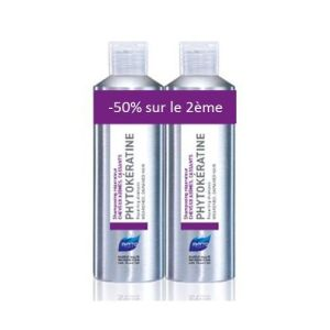 Phyto Phytokeratine Shampooing Cheveux Cassants Duo 200ml