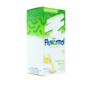 FLUVERMAL 2 % (flubendazole) suspension buvable 30 ml en flacon