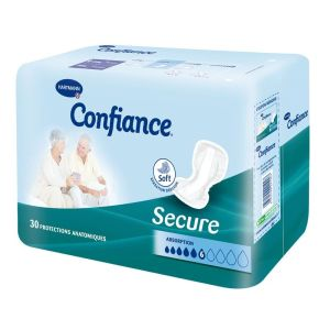 Hartmann Confiance Secure  absorption 6G - Sachet 30