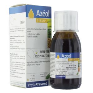 Azeol sirop 75 ml