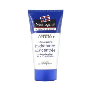 Creme Mains Hydratante Concentree Mains Tres Seches Et Agressees 75Ml Neutrogena