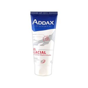 Addax Oedemax Gel Glacial Pieds et Jambes 100 ml