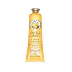 Roger & Gallet BOIS D'ORANGE SUBLIME Crème Mains Sublime 30ml