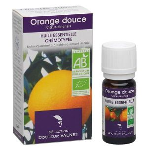 HE Orange douce Bio - 10 ml