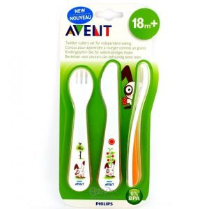 Avent couverts 18m+