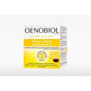 Oenobiol solaire intensif nutriprotection. bt 30 gél