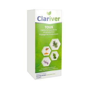 Cooper Clariver Toux Solution Buvable 175 ml