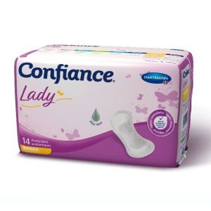 Confiance Lady prot. anat. absorption 5G - Sachet 14