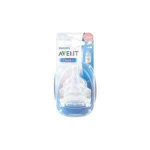 Avent airflex tetine debit variable 3 mois +