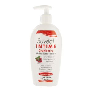 Suvéal Intime Cranberry Gel Toilette Intime 200 ml