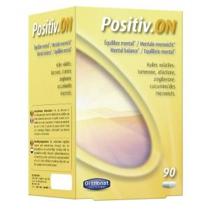 Positiv On - 90 gélules