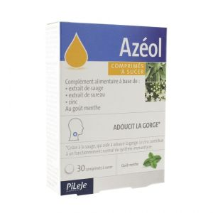 Pileje Azeol 30 Cp A Sucer