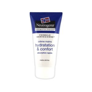 NEUTROGENA CREME MAINS HYDRATATION & CONFORT 75 ML