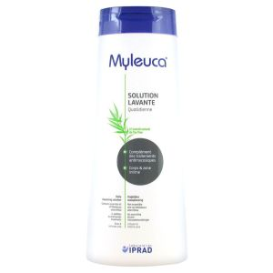 MYLEUCA SOLUTION LAVAGE DOUCE 400 ML
