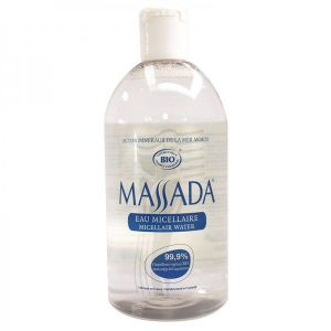 Massada Eau micellaire BIO - flacon 200 ml
