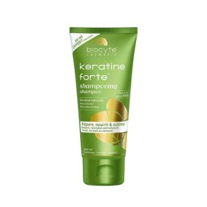 Biocyte Keratine Forte Shampooing Soin Reparateur 200Ml