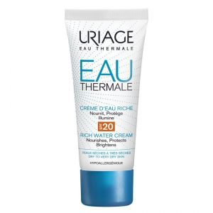Uriage cr d'eau ric20 tb40ml 1