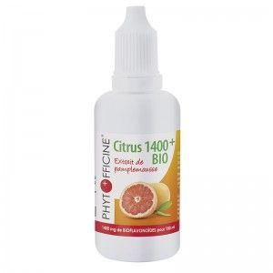 Citrus 1400+ BIO - flacon goutte 50 ml