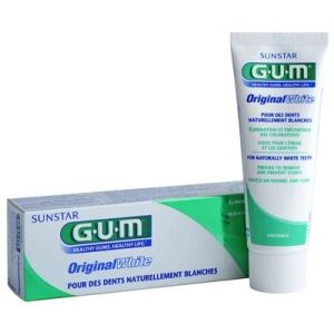 Dentifrice GUM® Original White 75ML