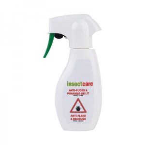 InsectCare, Spray puces et punaises de lit - 100 ml
