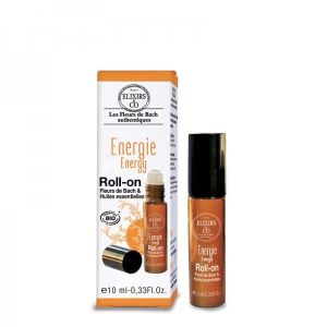 Roll-on Energie BIO - 10 ml