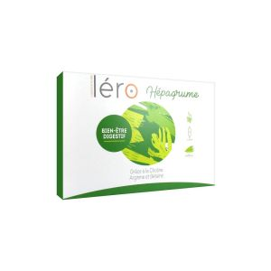 Léro Hépagrume Solution Buvable 18 Ampoules de 10 ml
