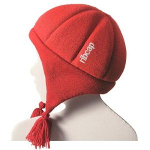 Bonnet CHESSY KIDS - ROUGE