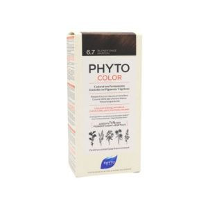 Phyto coloration permanente 67