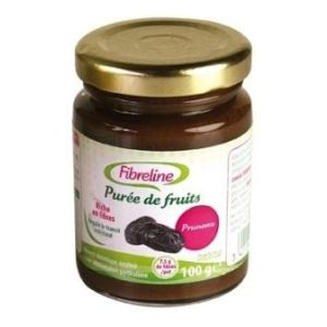 Fibreline puree pruneau  pot100g
