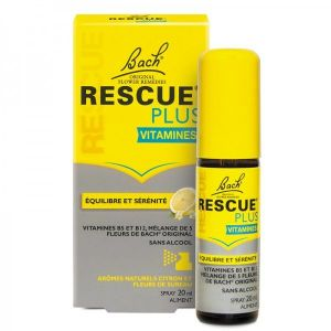 Rescue Plus - spray 20 ml