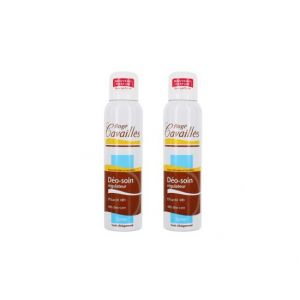 Roge cavailles deo-soin regulateur spray 2x150ml