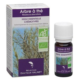 HE Arbre à thé (Tea Tree) Bio - 10 ml