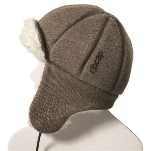 Bonnet BIEBER KIDS - MARRON