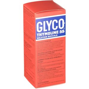 GLYCO-THYMOLINE 55 SOLUTION BUCCALE 1 Flacon de 250 ml