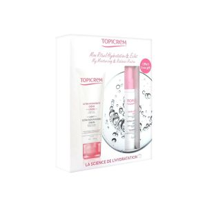 TOPICREM VISAGE ULTRA-HYDRATANTE CREME LEGERE TUBE 40 ML