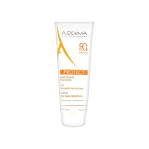 Aderma Protect Lait Très Haute Protection SPF 50+ 250 ml