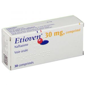 ETIOVEN 30 MG COMPRIME B/30