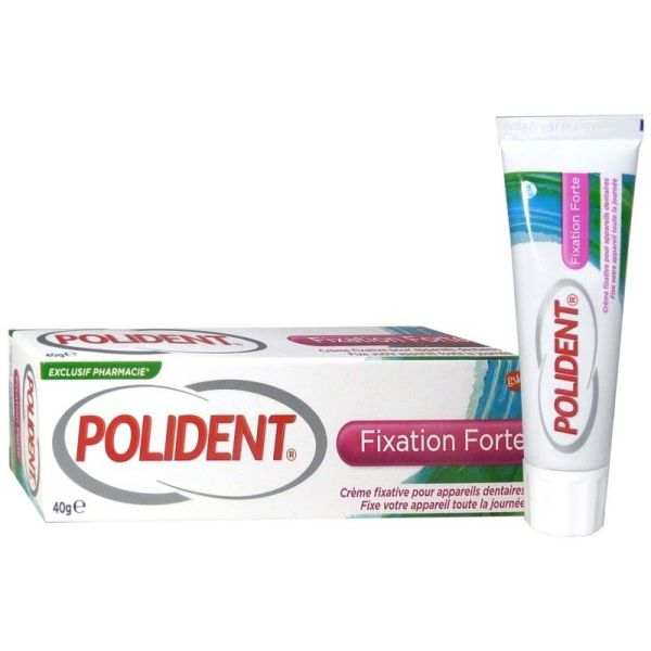Polident fixation forte tb40g1